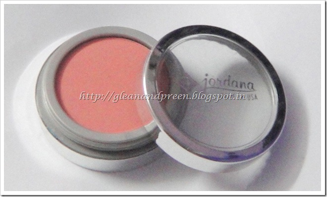 Jordana Blush Touch of Pink Review