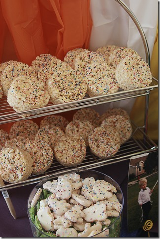 Sprinkles Rice Krispie Treats