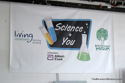 Living Classrooms Science + You Exhibit