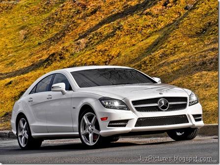 Mercedes-Benz CLS5502