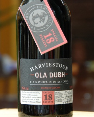 Harviestoun_Ola_Dubh_18_Year