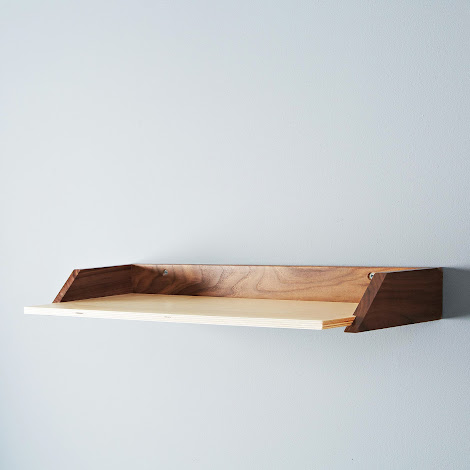 Wall-Mounted Storage Shelf