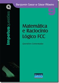 Capa - Matemática e Raciocínio Lógico FCC (4).indd