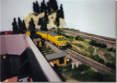 14 My Layout in Summer 2002