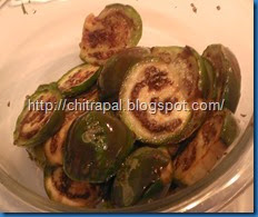Chitra Pal South Indian Style Baingan or Eggplant (29)