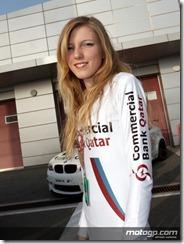 Paddock Girls Commercialbank Grand Prix of Qatar  08 April  2012 Losail Circuit  Qatar (15)