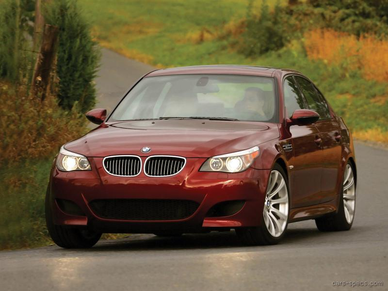 2006 bmw m5 sedan specifications pictures prices. Black Bedroom Furniture Sets. Home Design Ideas