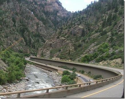 Colorado to UTAH 091