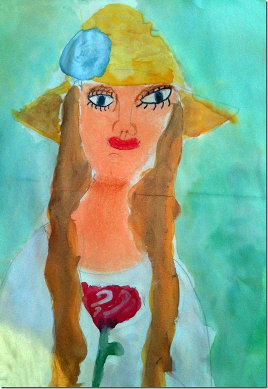 lisa painting72