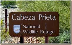 Refuge sign