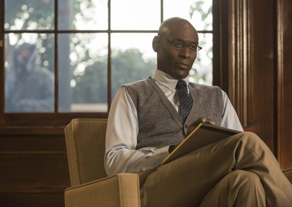 WILFRED: Episode 8: Perspective (Airs Thursday, August 1, 10:00 pm e/p). Pictured: Lance Reddick as Dr. Blum. CR: Prashant Gupta/FX