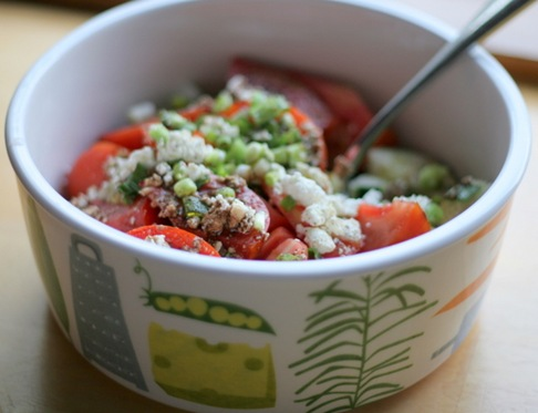 tom cuc salad 2