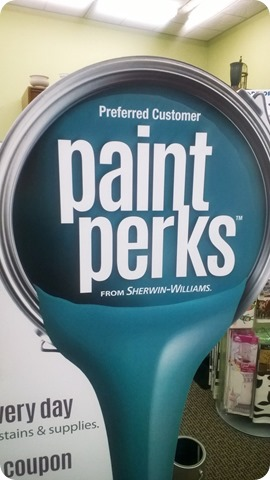sherwin williams paint perks
