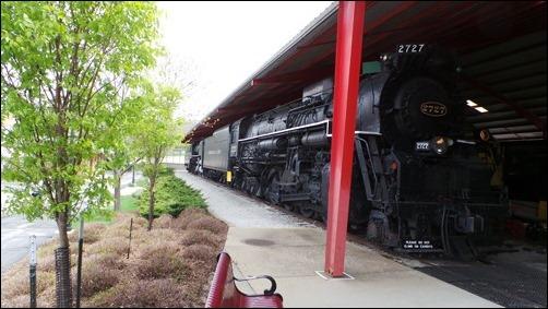 John transportation museum trip