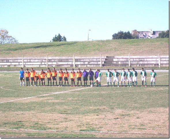 1ra. división Asencio vs Sud América