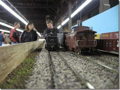 IMG_1066 LK&R Layout at GWAATS in Portland, OR on February 19, 2006
