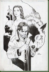 Bigby_and_Snow_inks_by_Lan_Medina
