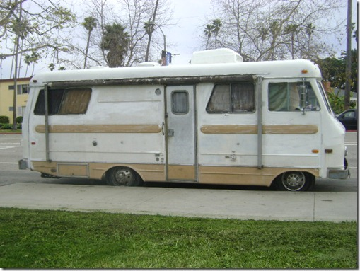 White-RV-Venice-CA