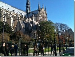 fianco Notre Dame