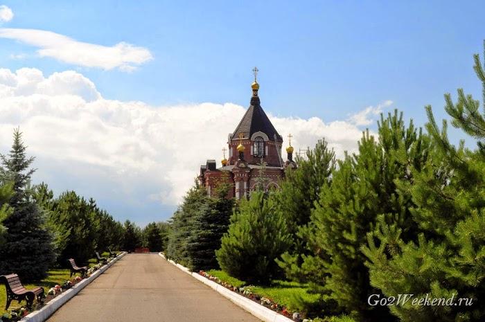 церковь Михаила Архангела Суздаль