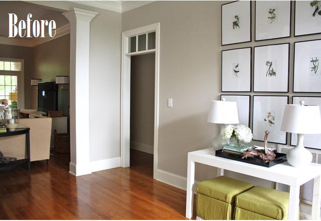 Modern Bright Worldly Interiors Paint