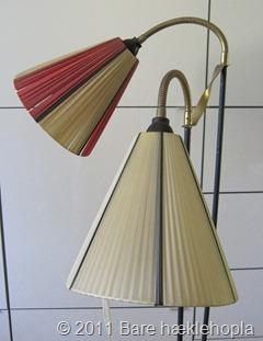 Lampe 2 før