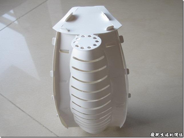 DIY紙箱王紙模型-杜拜帆船飯店