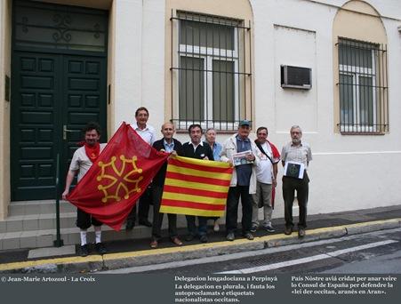 PN al Consul De España Perpinyà dissabte passat