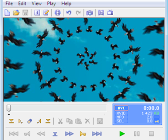 Free Video Editing Software : Machete Video Editor