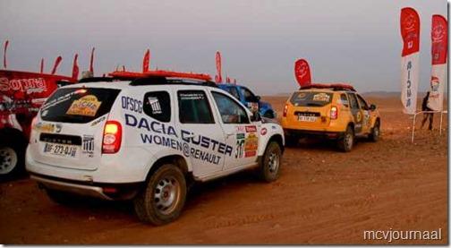 Rally Aicha des Gazelles 2013 01