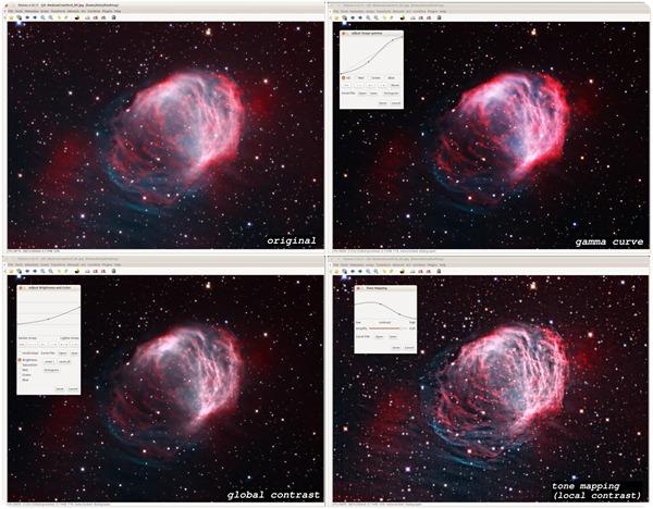 fotoxx gamma-contrast-tonemap