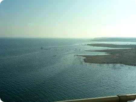 Lake-Amistade