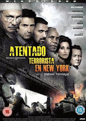 Poster de Atentado Terrorista en New York (Five Minarets in New York)