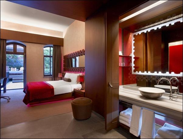 غرف فندق دبليو اسطنبول