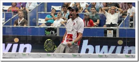 Mieres-Lima y Díaz-Belasteguín jugarán la final Bwin PPT Ciudad de Ibiza 2012.