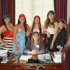 Girls State at the State Capitol