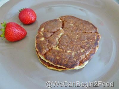 Grain Free Pancake 1