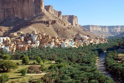 Острова-Сокотра-Йемен
