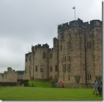 alnwick castle state apartments