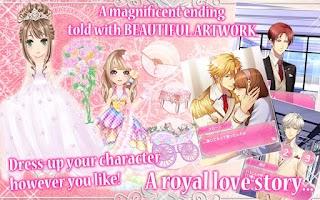 Screenshot of The Cinderella Contract