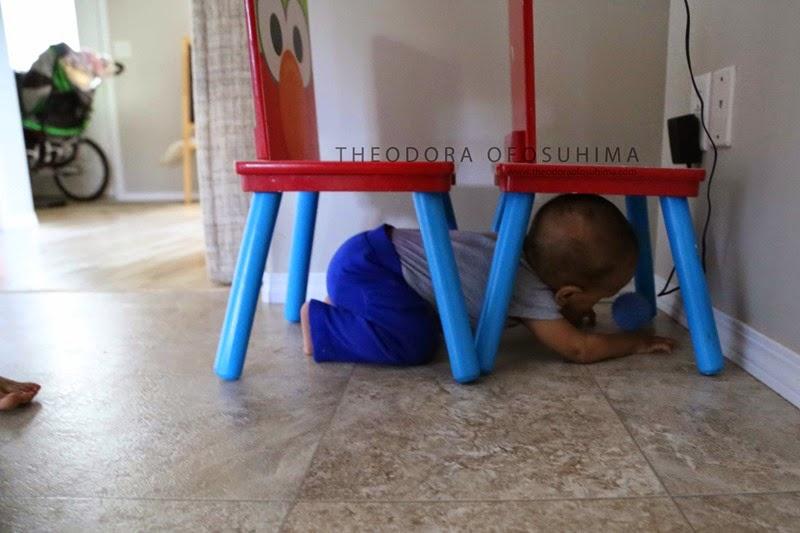 theodora ofosuhima toi under chairs