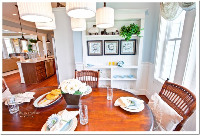 Kitchen - Decorating a Dream Home - www.sandandsisal.com