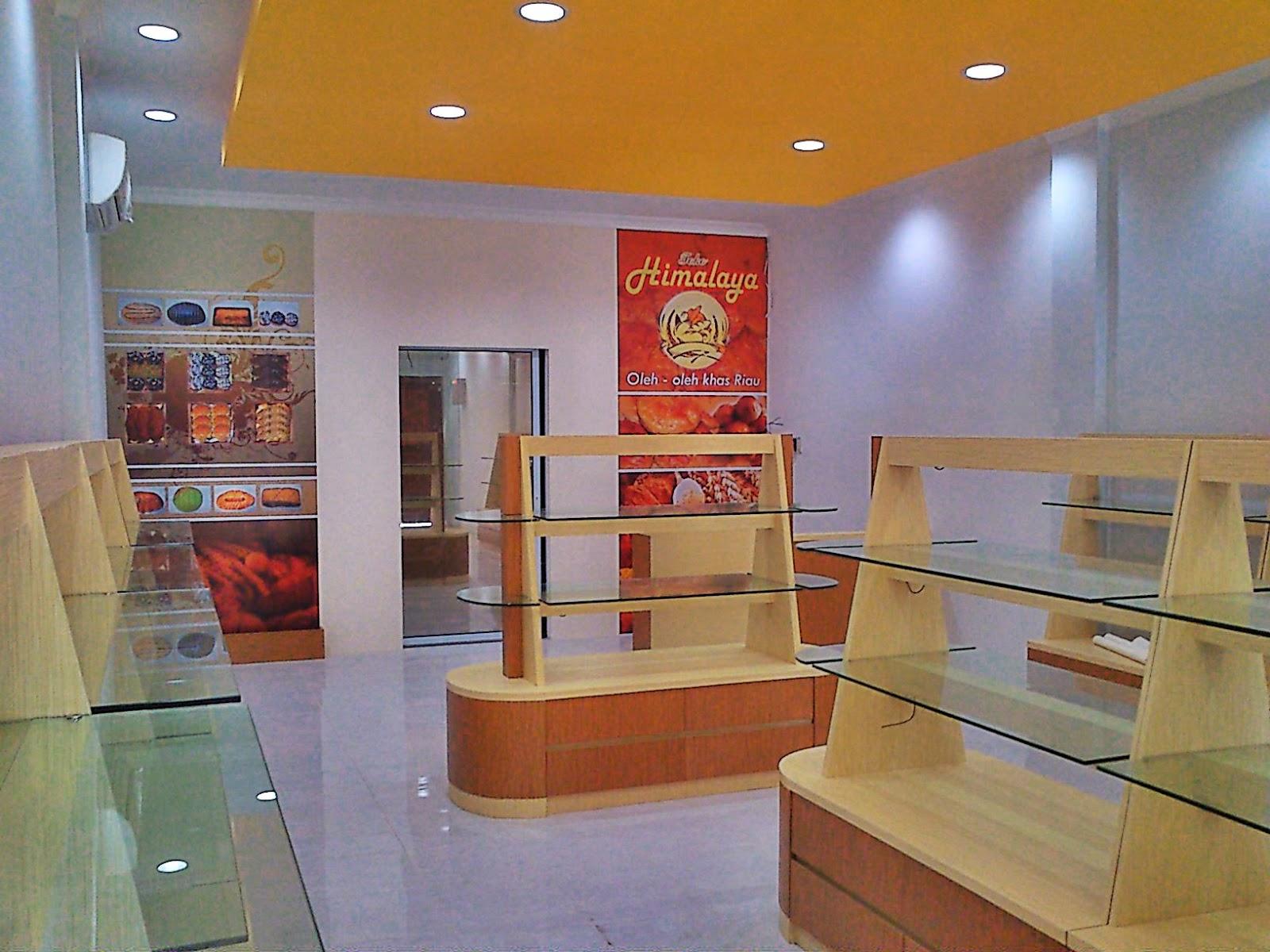 Kimura Gallery: Interior Toko Kue Himalaya Pekanbaru