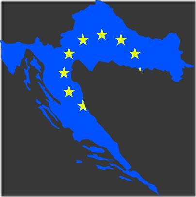 EU Map 1000px-Croatia_EU_svg