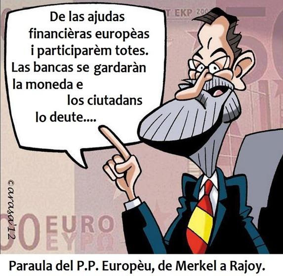 paraula del PP europèu