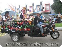 SMAN Pintar Ikut Karnaval di Kecamatan Kuantan Tengah Tahun 2012 19