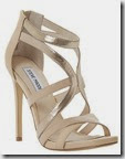 Steve Madden Nude Stiletto Sandals