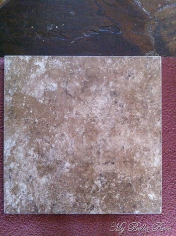 Fall Creek Suede Ceramic Tile