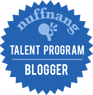 Talent Blogger Badge