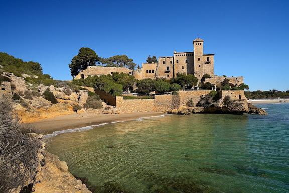 Antic poble i castell de Tamarit, s. XII.Tarragona, Tarragonès, Tarragona